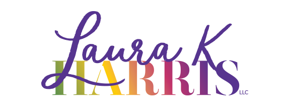 laura k harris logo